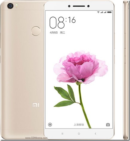 Harga Xiaomi Mi Max 32GB Spesifikasi