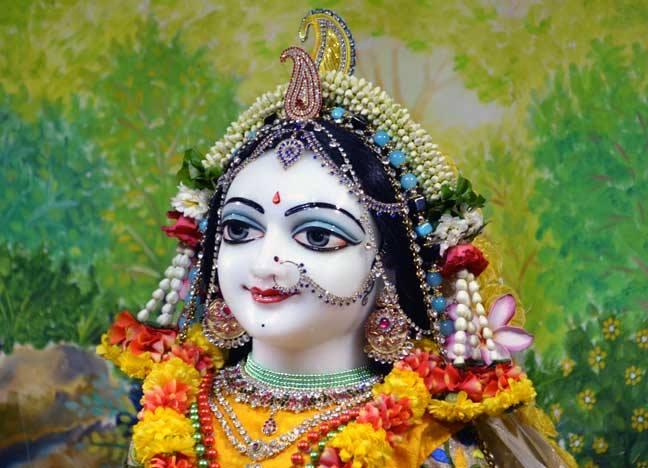 ISKCON Nasik Deity Darshan 02 April 2016  (3)