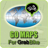 GO MAPS FOR GRABBIKE
