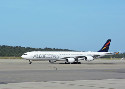 Plus Ultra Líneas Aéreas recibe la aprobación del Consejo de Ministros a la ayuda de rescate solicitada