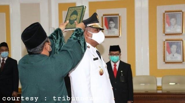 Editorial   Langkah Besar Pj Gubernur Kalsel Tanpa Gubernur Definitif