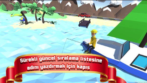 Türk Yapımı Chaos In The Paradise Mobil Oyun