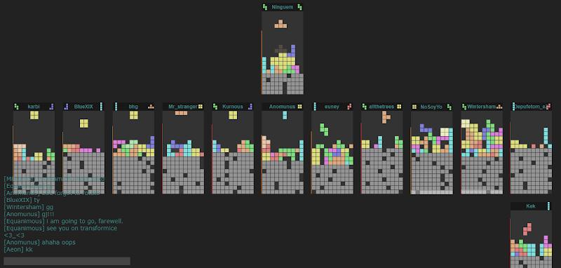 tetris tigrounette