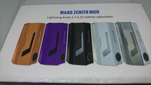 DSC 1474 thumb%25255B3%25255D - 【MOD】「iJOY MAXO ZENITH 300W BOX MOD」レビュー。ライトニングノブで2.7-6.2Vを切り替えられるVV MOD!!【3本バッテリー/VAPE】