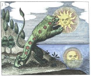 From Jd Mylius Philosophia Reformata Frankfurt 1622, Alchemical And Hermetic Emblems 1