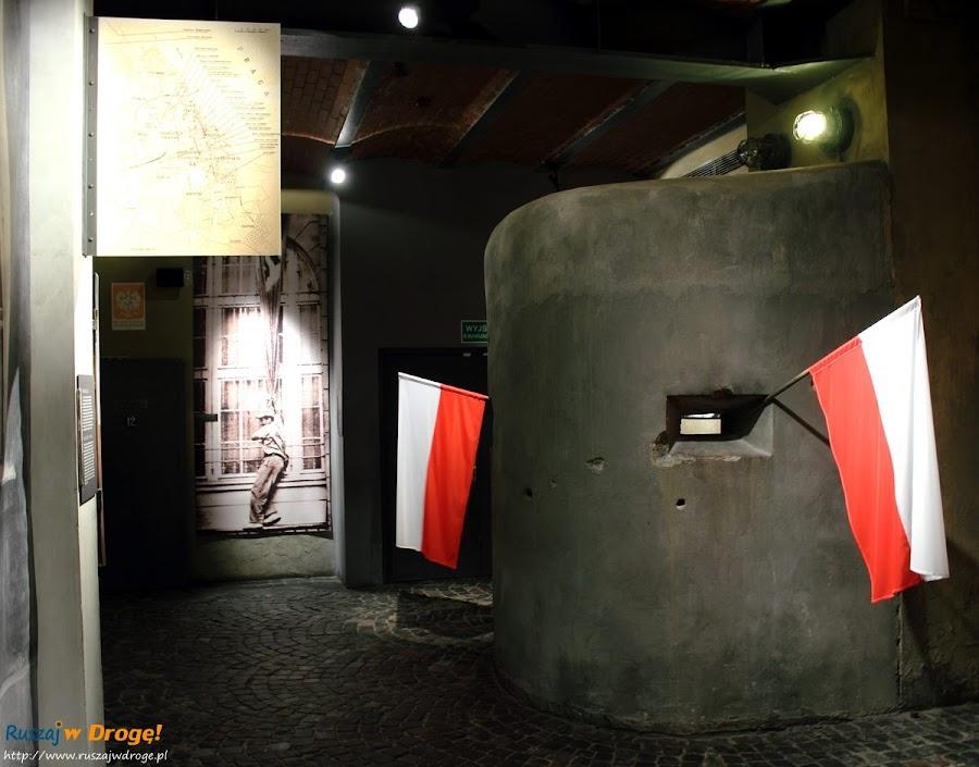muzeum powstania warszawskiego - bunkier obserwacyjny