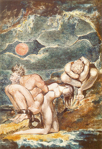 Isions Of The Daughters Of Albion By William Blake, William Blake