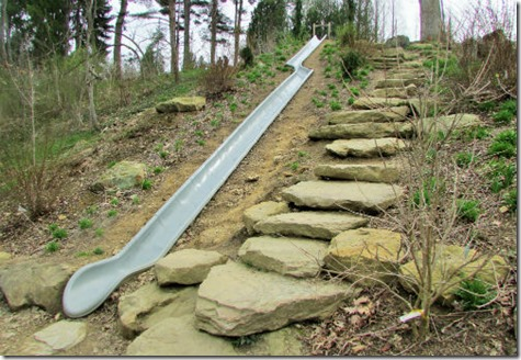 Huge-Slide-Built-Into-a-Hill-Secrest-Arboretum