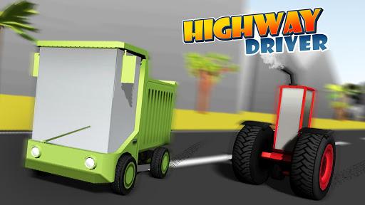 Highway Driver apkpoly screenshots 15