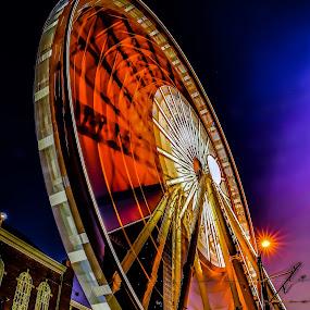 by Adam Snyder - City,  Street & Park  Amusement Parks (  )