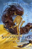 """""""Shadowhunters, La Catena di Ferro"""" di Cassandra Clare"""