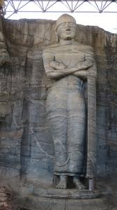 Standing Statue
