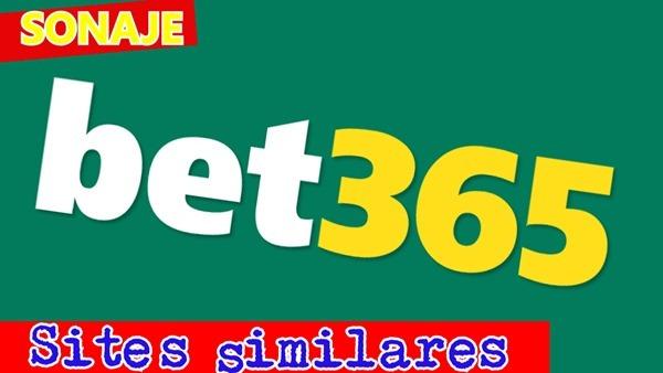 sites similares ao bet365