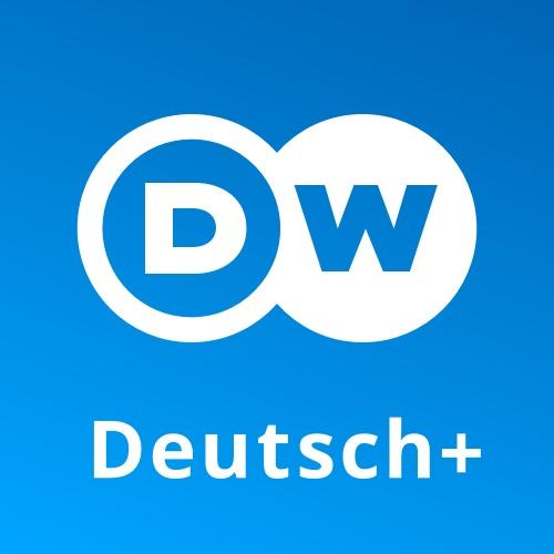 Logo DW Deutsch