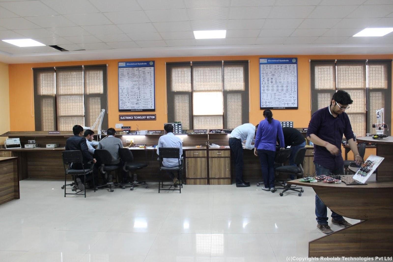 SunderDeep Group of Institutions, Ghaziabad Robolab (14).jpg