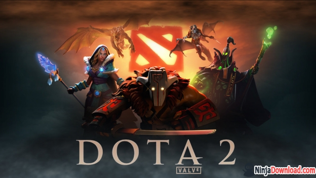 Download Game Dota 2 on Steam – Free to play