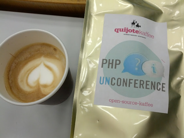 PHP Unconference Kaffee