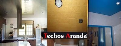 Presupuestos techos Madrid