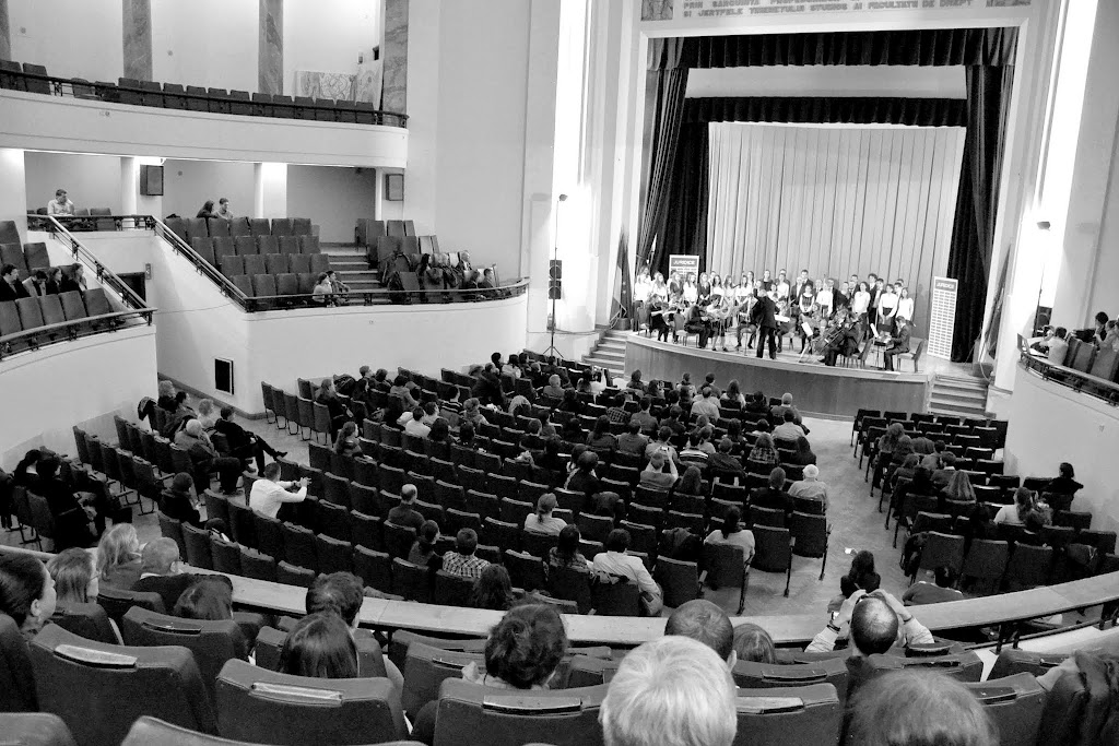 Concertul de Pasti, Corul si Orchestra Universitatii din Bucuresti (2015.04.07) - (3)
