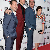 OIC - ENTSIMAGES.COM - Martin Compston, Neil Morris, Craig parkinson and Vicky McClure at the South Bank Sky Arts Awards in London 7th June 2015 Photo Mobis Photos/OIC 0203 174 1069