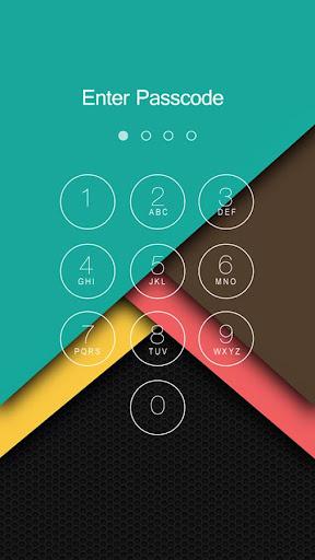 Lock Screen Nexus 6 Theme screenshot 14