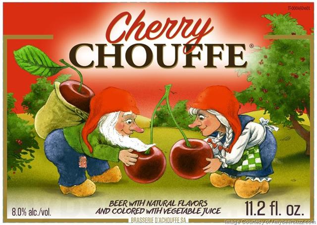 Brasserie D'Achouffe - Cherry Chouffe