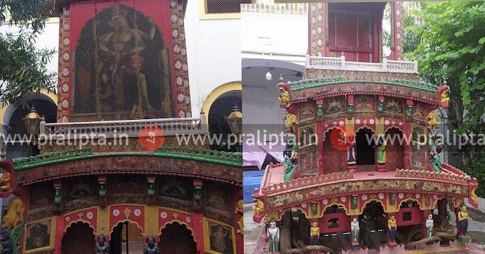 চুঁচুড়া চৌমাথা বেলতলা ছোট জগন্নাথ বাড়ি - Pralipta
