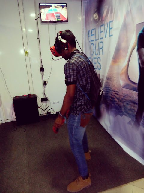 My Experience At XcapeReality - Nigeria's First V.R Gaming Arcade Center 7