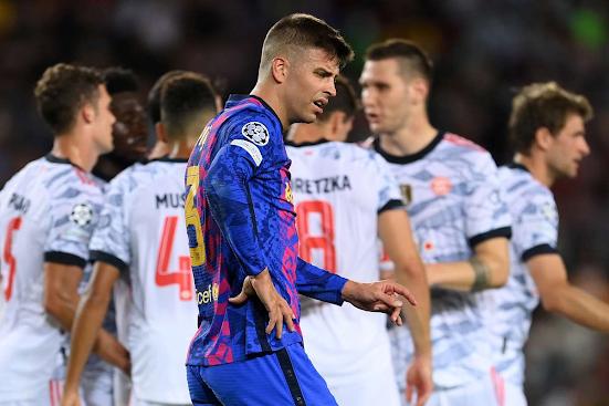 5 Fakta Perit Barcelona vs Bayern Munich