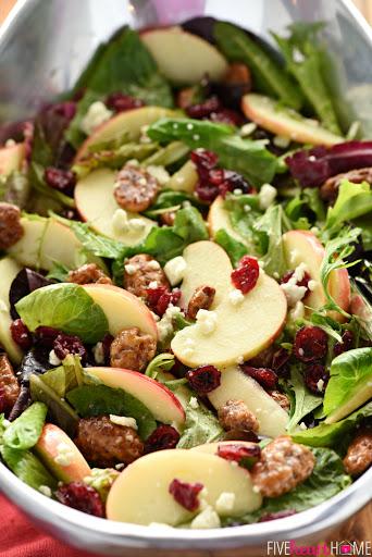Holiday Honeycrisp Salad