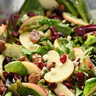 Holiday Honeycrisp Salad.
