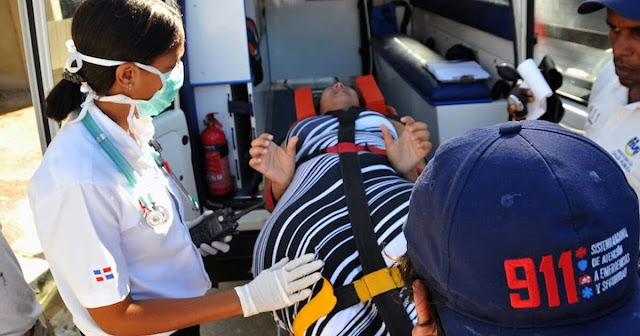 El presidente Danilo Medina dejó en funcionamiento en San Pedro de Macorís, el Sistema de Emergencias y Seguridad 911