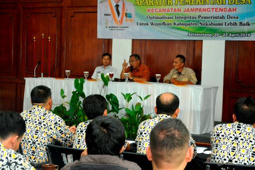BPK Pantau Desa, Bupati Sukabumi Minta Aparatur Desa Lakukan Ini