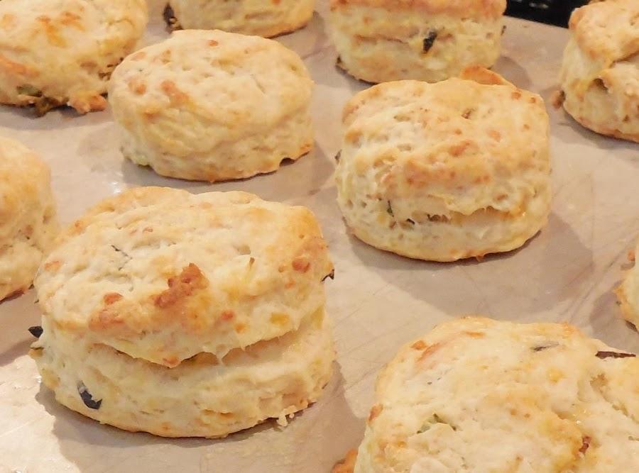 Test Kitchen Scones Recipe