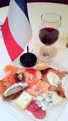 Heathman Beaujolais Nouveau 2015 Bountiful Buffet Plate