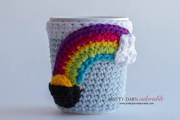 Pot of Gold Cup Cozy