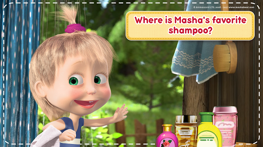 Masha and the Bear: House Cleaning Games for Girls 1.9.12 Cheat screenshots 4
