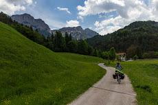 close to the border to Austria