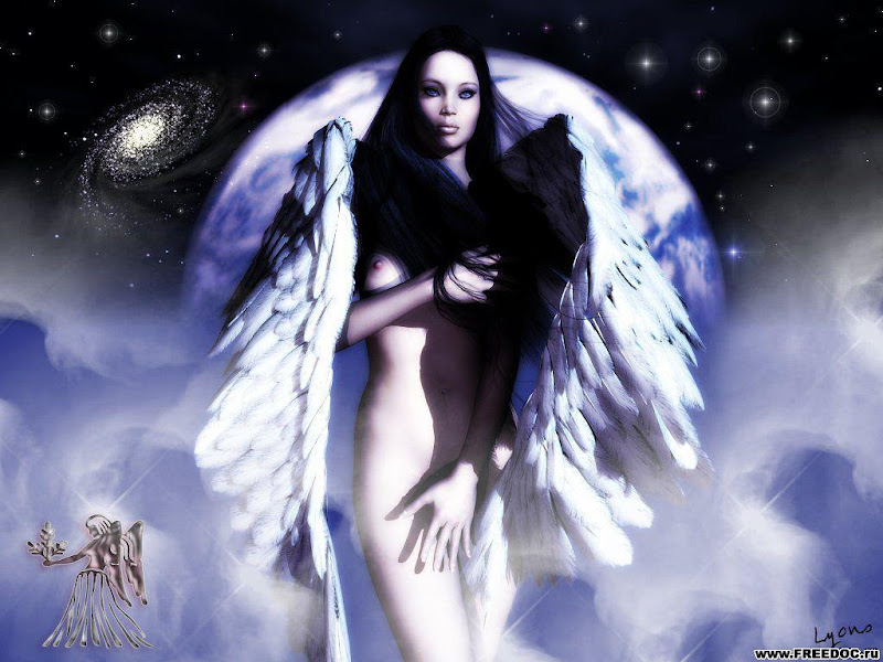 Sexy Angel Of Wizdom, Angels 5