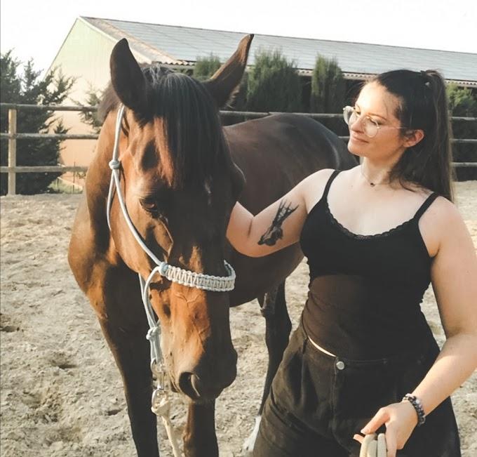 """Quand on pense que mon cheval est """"facile"""""""