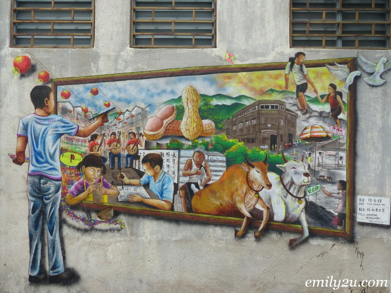 Menglembu Cultural Corridor