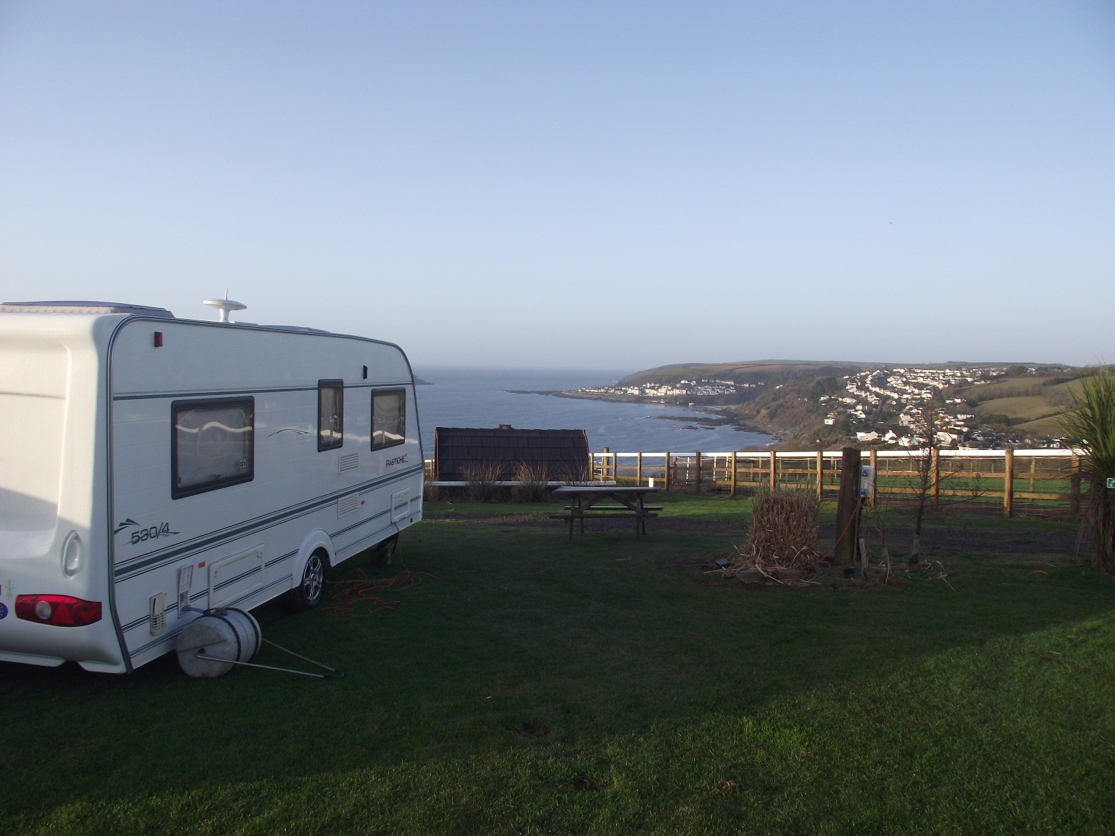 Bay View Park (Looe) - March 2012