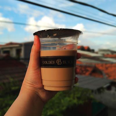 Review Golden Black Coffee Punya Tasya Farasya yang Lagi Viral Itu