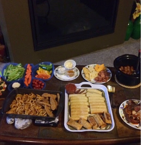 43 Best images about Game night themed party ideas on ...  |Game Night Food