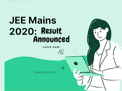 JEE Mains Results Check Now!