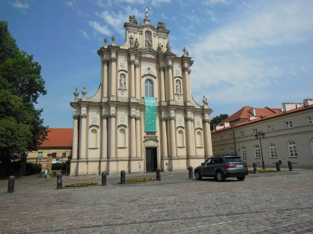 Iglesia de San José Visitationists