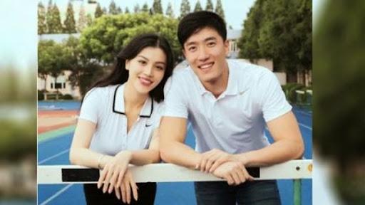 交往不到半年,中國前「欄王」劉翔閃婚
