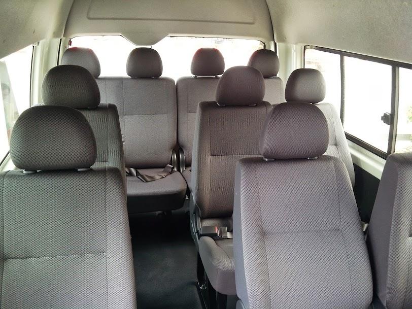 Toyota Hiace 2014 Máy Dầu - Giá Xe Toyota Hiace Mới 4