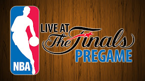 NBA Live at the Finals Pregame thumbnail
