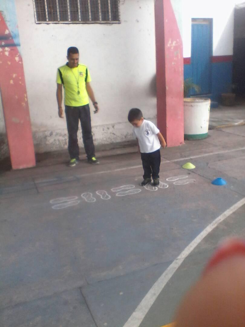 Circuito De Accion Motriz : Ricardo lindarte educacion fisica circuito de accion motriz